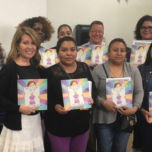 The whole class got a copy!