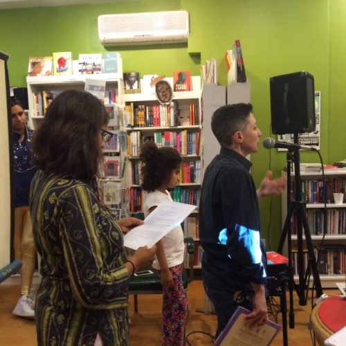 Toronto Launch at Another Story Bookstore