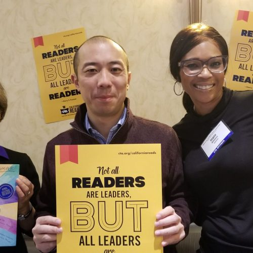 With California Reads - CTA